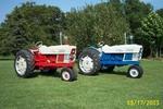 Ford Tractor 6000, Commander 6000 Service Repair SHOP SERVIC