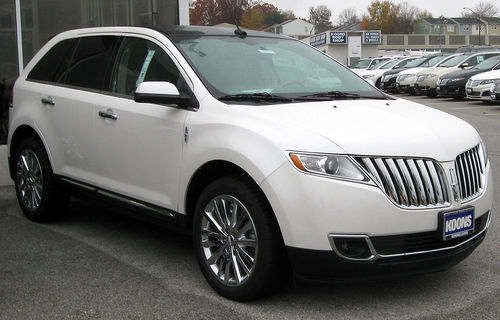 Product picture LINCOLN MKX 2007-2010 SERVICE REPAIR MANUAL