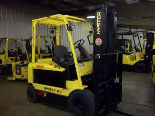 Product picture HYSTER CLASS 1 FORKLIFT REPAIR AND SERVICE MANUAL